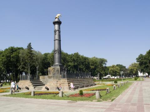 Александровский сад (корпусный) - Полтава