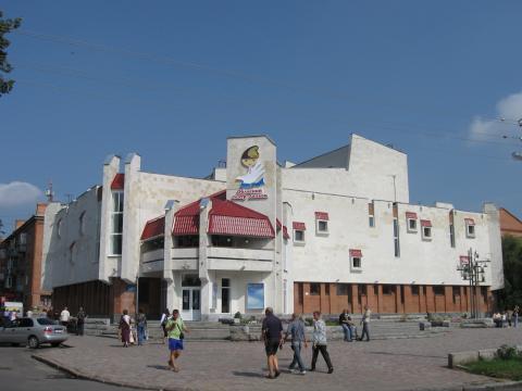 Ляльковий театр - Полтава