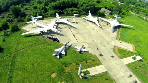 Музей дальньої і стратегічної авіації - Полтава