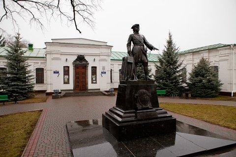 Фото музею Полтавської битв