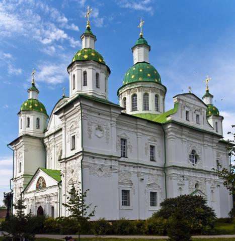 Transfiguration Monastery Mgarskyi