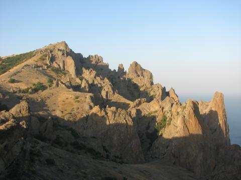 Карадазький природний заповідник