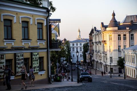 Андріївський узвіз - Київ
