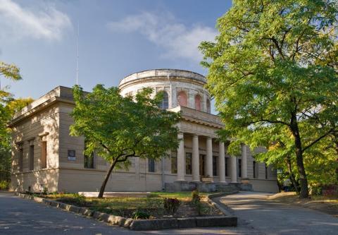 Астрономічна обсерваторія - Миколаїв