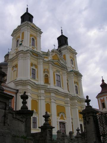 Базиліка святих Ігнатія Лойоли і Станіслава Костки - Кременець