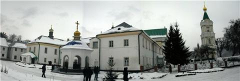 Богоявленський монастир - Кременець
