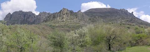 Демерджі-яйла - гірський масив