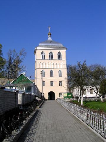 Дерманський монастир - Рівненська область