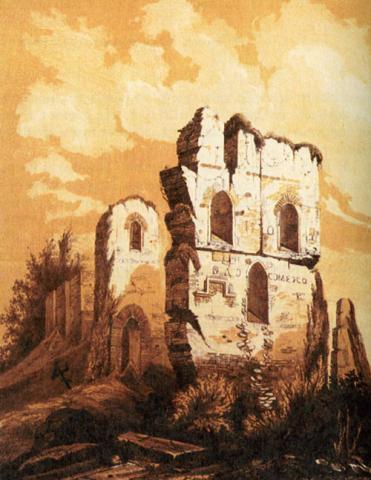 Десятинна церква - Київ
