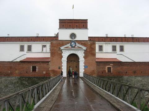 Дубенський замок - Рівненська область