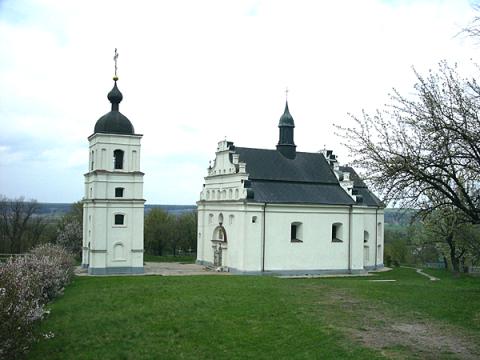 Іллінська церква - Суботів