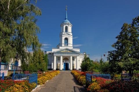 Іллінська церква - Суми
