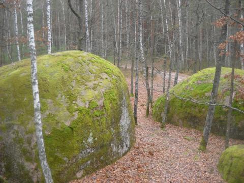 Камінне Село - Урочище