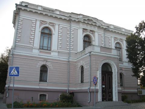 Художній музей імені Никанора Онацького - Суми