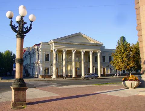 Художній російський драматичний театр - Миколаїв