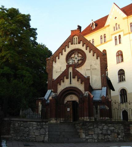 Костел святого Івана Хрестителя - Львів