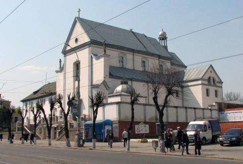 Костел Святої Діви Марії Ангельської - Вінниця