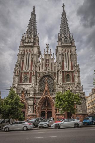 Костел святого Миколая - Київ