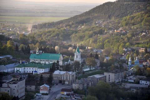 Кременецько-Почаївський заповідник