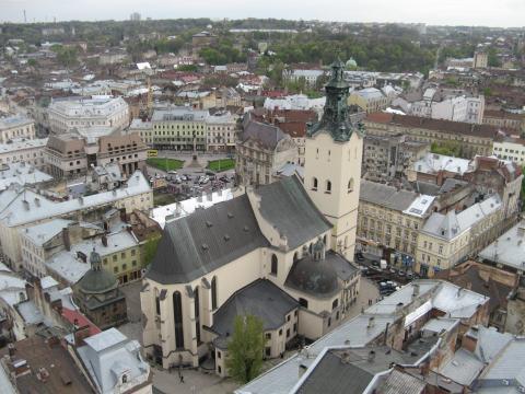 Латинський кафедральний собор - Львів