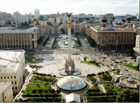 Майдан Незалежності - Київ