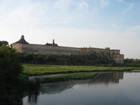 Меджибізький замок - Хмельницька область