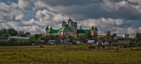 Межиріцький монастир - Рівненська область