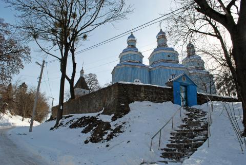 Микільська церква - Вінниця