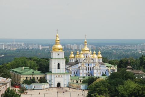 Михайлівський Золотоверхий монастир - Київ