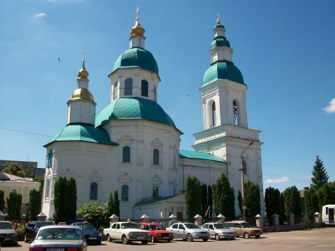 Миколаївська церква - Глухів