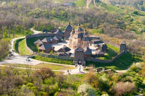 Музей історії запорозького козацтва - Запоріжжя