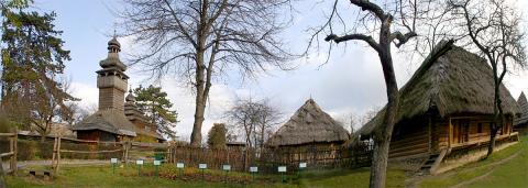 Музей народної архітектури та побуту - Ужгород