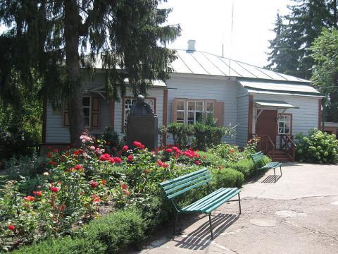 Музей-заповідник імені М. М. Коцюбинського - Чернігів
