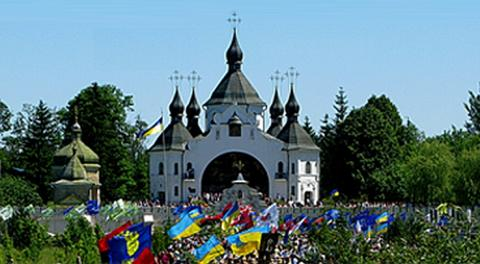 Національний історико-меморіальний заповідник - Поле Берестецької битви