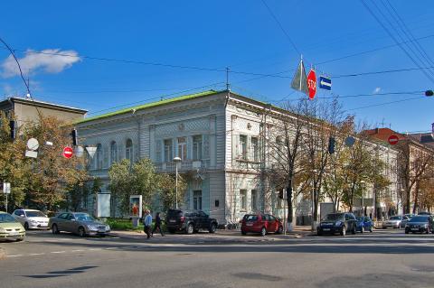 Національний музей Тараса Шевченка - Київ