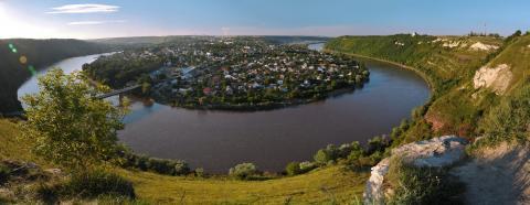 """Національний природний парк """"Дністровський каньйон"""""""