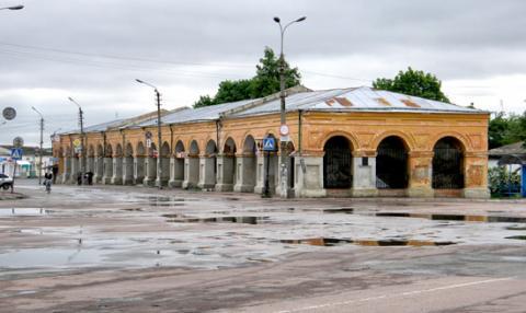 Новгород-Сіверський - Чернігівська область
