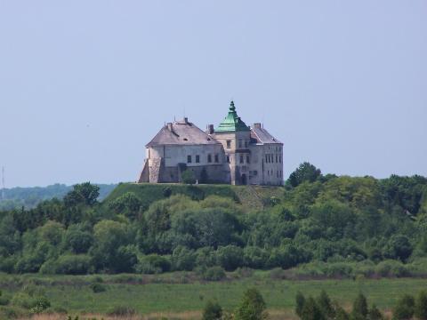 Олеський замок - Львів