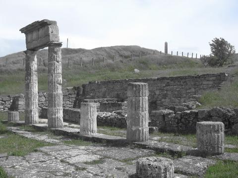 Ольвія - найважливіша грецька колонія