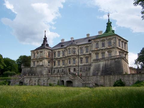 Підгорецький замок - Львів