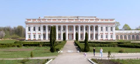 Палац Потоцьких - Тульчин