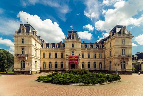 Палац Потоцьких - Львів