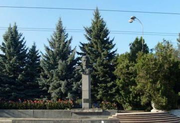 Памятник партизану Бевзу - Вінниця