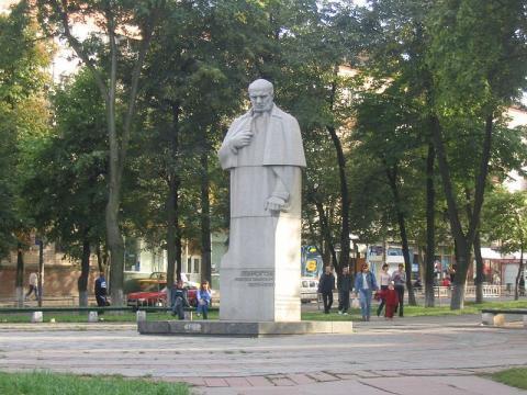 Памятник Пирогову - Вінниця