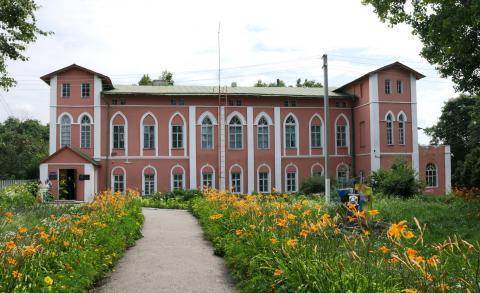 Пархомівський історико-художній музей
