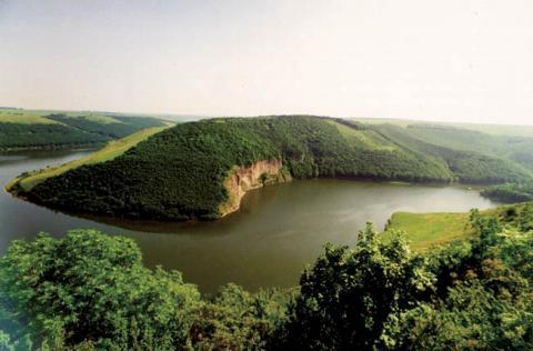 Подільські Товтри - національний парк