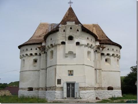 Покровська церква - Сутківці