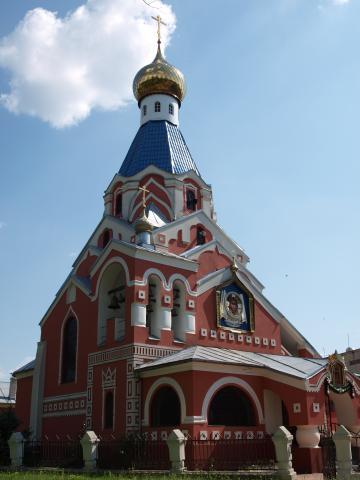 Покровська церква - Ужгород