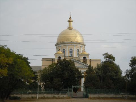 Преображенський собор - Болград