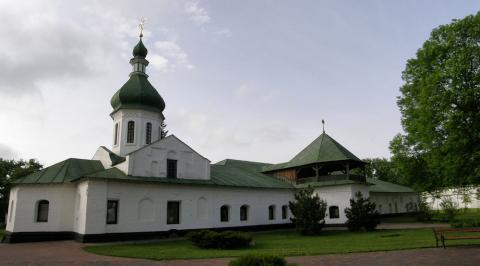 Преображенський монастир - Новгород-Сіверський